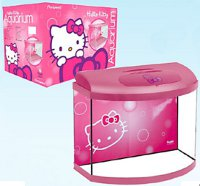 AquaEl Hello Kitty 26L Pinkki