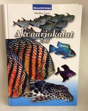 Akvaariokalat 2.0 kirja